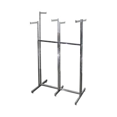 Competitive Price Aluminium Foldable Cloth Rack for Home Use