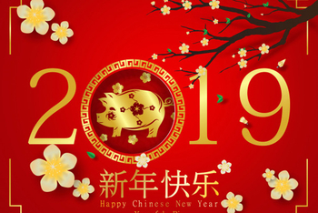 Holiday Announcement of 2019 Spring Festival