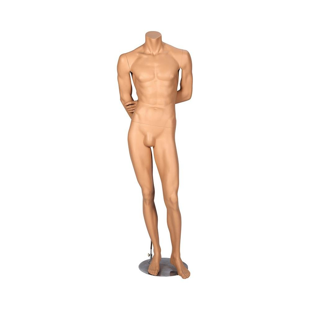 High Quality Custom Popular Wholesale PP Material Mannequin