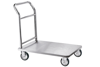 Facilitate Travel with A Luggage Trolley