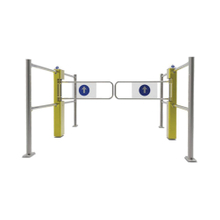 Multi-lane Lobby Entrance Flap Barrier with Good Price
