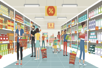 The Technique of Increasing the Profits of Supermarket
