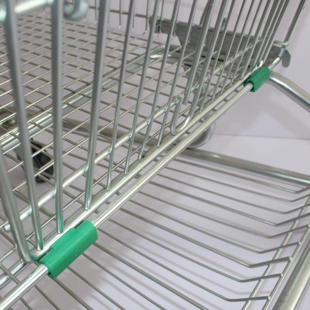 210L American Quality Guarantee Supermarket Shopping Cart