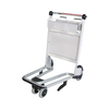Portable Stainless Steel Truck Large Capacity Airport Trolley