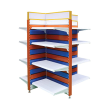 New Proactive Supermarket Wall Shelves for Goods Promotion